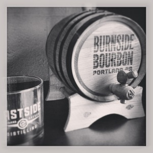 Burnside Bourbon at Portland's Eastside Distillery
